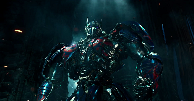 Transformers : The Last Knight, cour de récré en Imax 3D