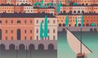 Capitale du Sud T.1 Le Sang de la Cité (Guillaume Chamanadjian) : un début de trilogie exceptionnel avec un amour de la vie, de la musique et de la bonne chère