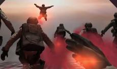 Le trailer du jeu Godzilla : Strike Zone