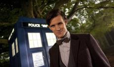 Doctor Who : Matt Smith voudrait revenir 'vieux et grisonnant'