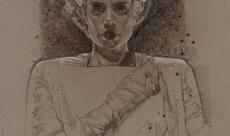 Le légendaire Drew Struzan illustre le couple Frankenstein en deux posters