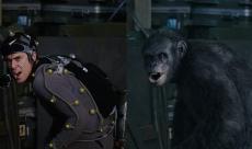 Tobby Kebbell a aidé l'épuipe de Skull Island sur la mo-cap de King Kong