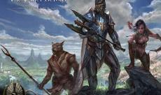 The Elder Scrolls Online - Les débuts, niveau 1 à 25