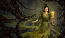 L'Empire d'Ecume (Andréa Stewart) : Une fantasy asiatique Young-Adult qui frise pourtant avec la fantasy pour adulte !