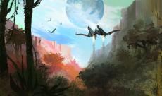 No Man's Sky permettra de voyager dans l'espace à plusieurs