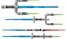 Hasbro lance des sabres-laser customisables