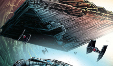 Dan Mumford signe la couverture d'Empire pour Solo : A Star Wars Story