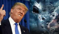 Donald Trump devait jouer le président américain dans Sharknado 3