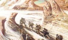 La Horde du Contrevent, contre vents et marées