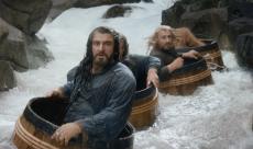 WETA Digital décryptent la scène des tonneaux du Hobbit 2