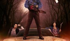 Un poster sanglant pour Ash vs. Evil Dead