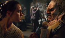 EW dévoile une nouvelle scène coupée de The Force Awakens