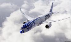 La compagnie All Nippon Airways se met aux couleurs de Star Wars