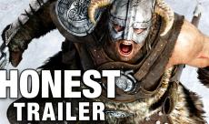 Le Honest Trailer de Skyrim