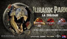 Le Max Linder programme une Nuit Jurassic Park en novembre