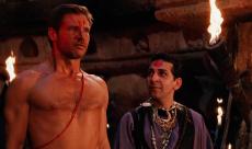 Barbra Streisand fouette Harrison Ford dans une scène retrouvée d'Indiana Jones et le Temple Maudit
