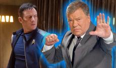 Star Trek : William Shatner et Jason Isaacs règlent leurs comptes sur Twitter