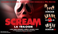Les Nuits au Max rendent hommage à Wes Craven avec une soirée Scream
