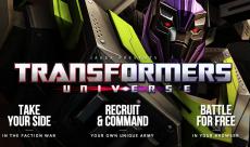 Une bande-annonce pour Transformers Universe