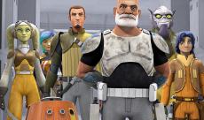 Star Wars Rebels renouvelée pour une troisième saison