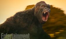 Un premier aperçu du singe de Kong : Skull Island