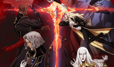 Castlevania saison 2 s'offre un nouveau poster en amont de sa diffusion