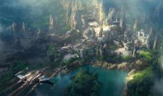 Un nouveau concept art pour le parc d'attractions Star Wars Land