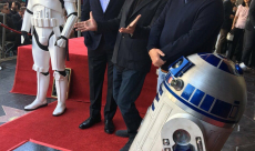 Star Wars : Mark Hamill a enfin son étoile sur le célèbre Walk of Fame