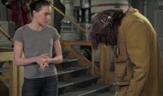 Daisy Ridley vous souhaite un joyeux Star Wars Day depuis le tournage du huitième opus