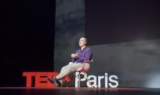 TEDxParis : Revivez la conférence d'Alain Damasio en vidéo