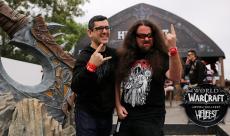 Hellfest 2015 : l'interview vidéo de Samwise et de Luis Barriga