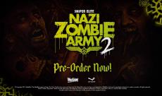Un teaser vidéo pour Sniper Elite: Nazi Zombie Army 2