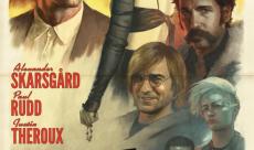 Paolo Rivera offre un superbe poster au Mute de Duncan Jones