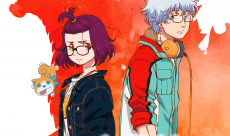 Tea Time is SFFF Time - Godzilla en anime