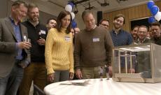 Matt Damon et Kristen Wiig voient la vie en petit dans une image de Downsizing