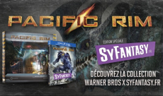 Pacific Rim : Warner Bros et SyFantasy.fr lancent une collection spéciale