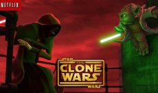 L'intégralité de la série Clone Wars est désormais disponible sur Netflix