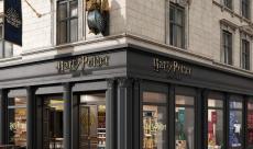 Tea Time is SFFF Time - Un boutique officielle Harry Potter à NYC