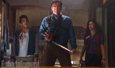 Un premier aperçu de Bruce Campbell dans Ash VS. Evil Dead