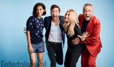 Entertainment Weekly dévoile ses premiers portraits de la San Diego Comic Con
