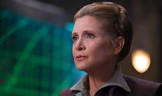 Carrie Fisher : de princesse à générale