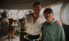 Han Solo : les adieux de Ron Howard à Paul Bettany cachent-ils une armure Mandalorienne ?