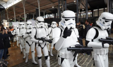 Star Wars sera à l'honneur à la Comic Con Paris