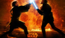 Star Wars VII : un artwork d'un combat au sabre laser fuite