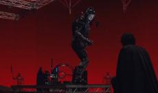 Les Derniers Jedi : ILM lève le voile sur les effets spéciaux derrière Snoke et Crait