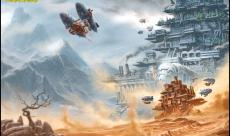 Peter Jackson va écrire et produire une adaptation des romans Steampunk Mortal Engines