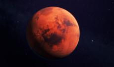 Tea Time is SFFF Time - Un selfie sur Mars !