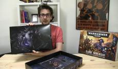 VIDÉO : Warhammer 40.000 - Dark Imperium, l'unboxing
