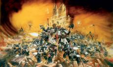 John Blanche, le génie derrière Warhammer 40.000