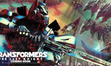 Un premier poster pour Transformers : The Last Knight